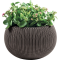 Kvetináče - umelý ratan