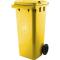 Plastové nádoby na odpad